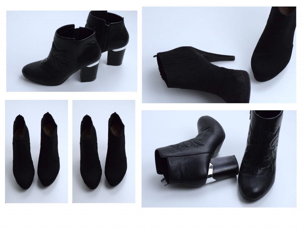 Das kleine Schwarze der Schuhe – Stiefeletten