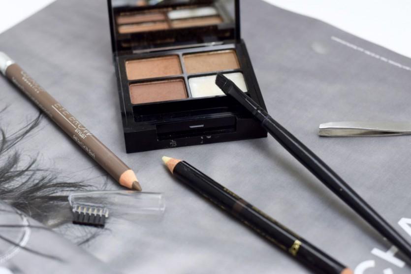 Make-Up Basics # 5: Die Augenbrauen