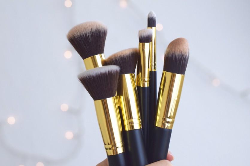 Günstige Make-Up Pinsel
