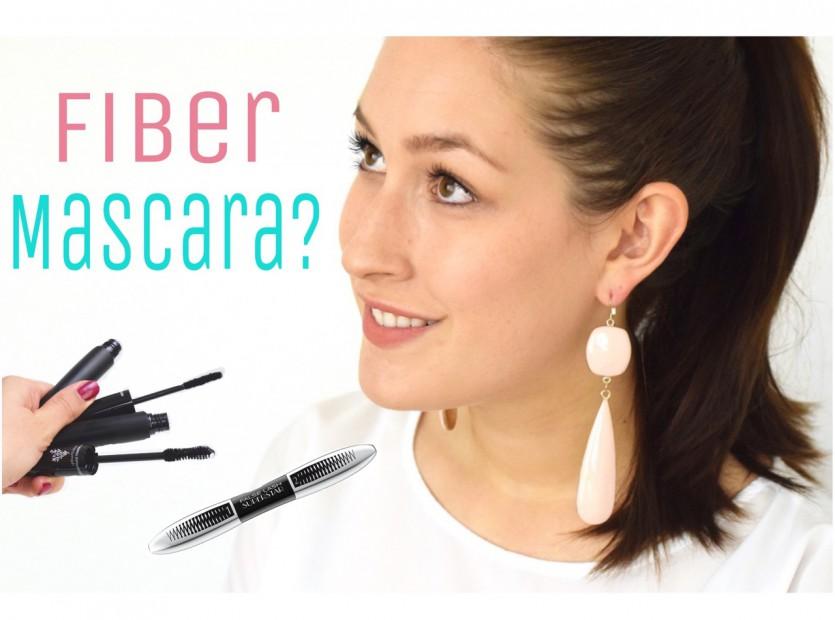 Das Geheimnis langer Wimpern – Fiber Mascara?
