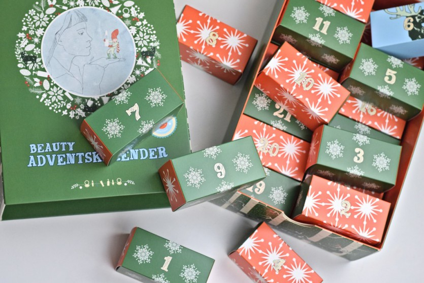 Veganer Beauty Adventskalender