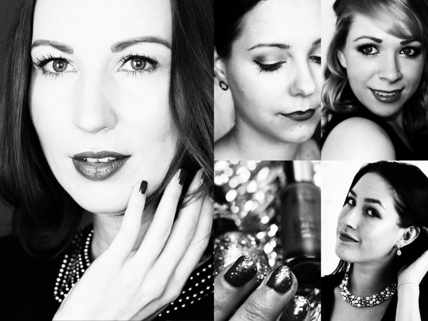 Die schönsten Weihnachtslooks der Beauty Blogger