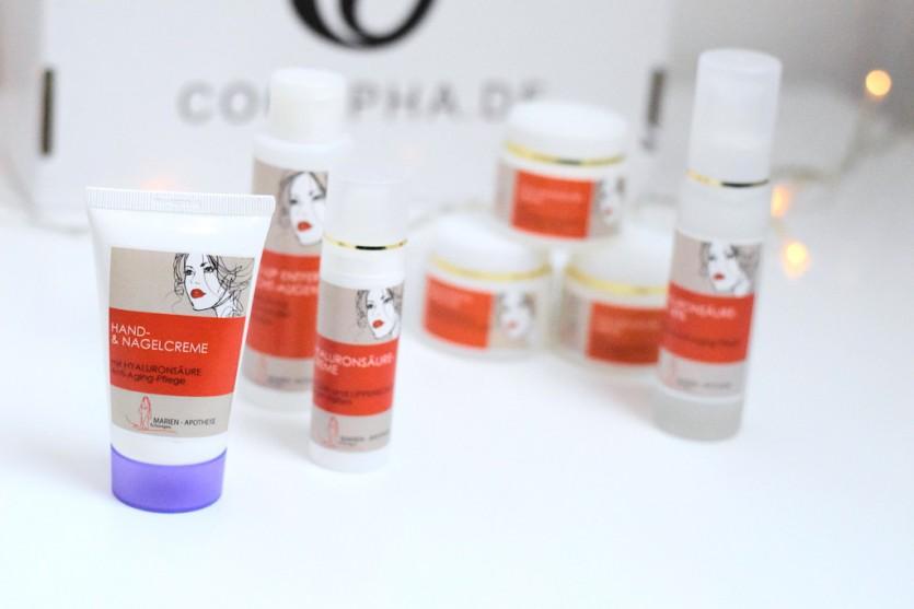 Die Hyaluronsäure-Pflegeprodukte von Cocopha