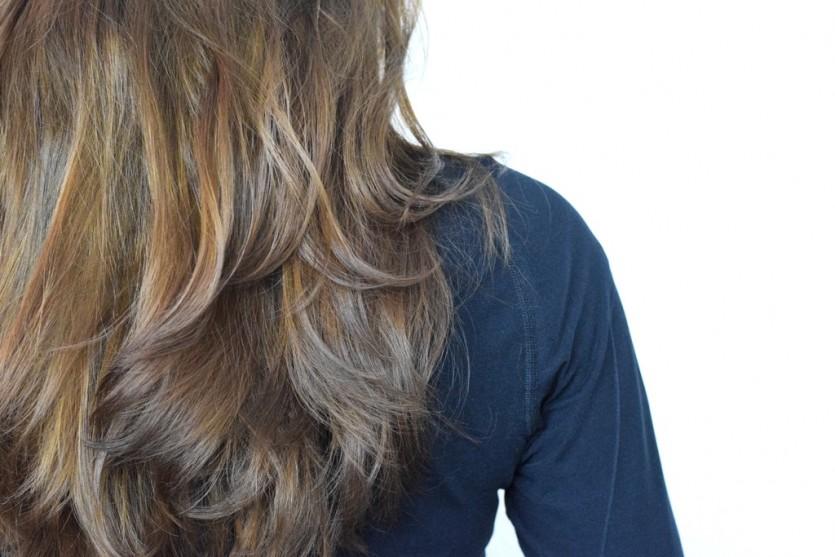 Ein Styling für Haare wie vom Friseur