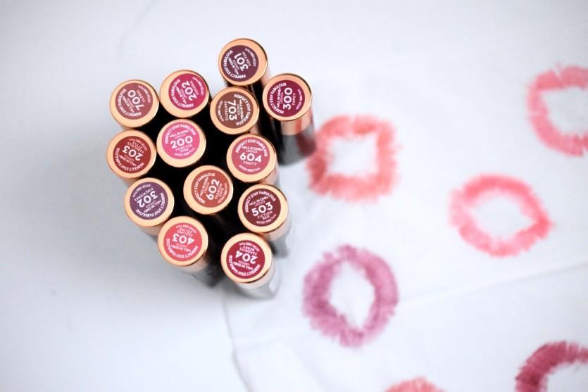 I Feel Fabulous - Perfect Stay Fabulous Lippenstifte von Astor Beauty Makeup Blog München