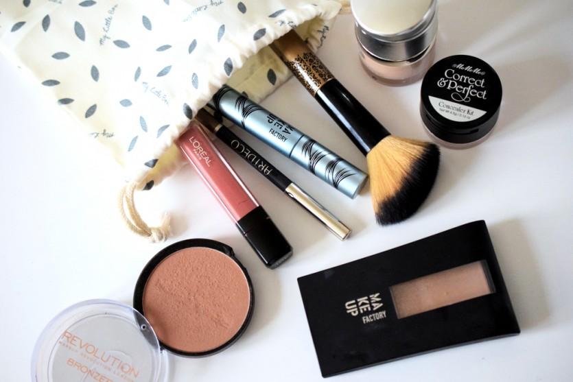 This Week's Makeup Essentials