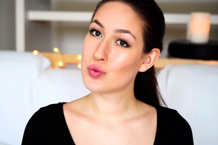 Natural Glowing Makeup Tutorial
