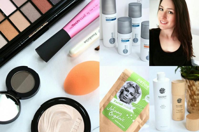 About Last Week | Viele neue Beautyprodukte