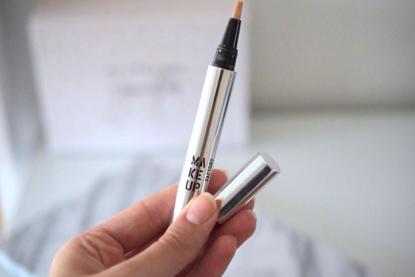 Produkte für einen No-Makeup Makeuplook