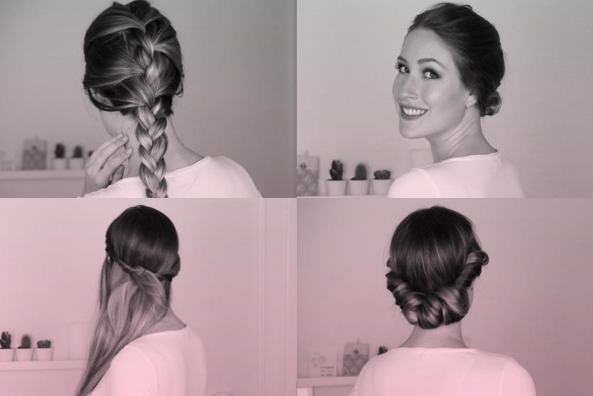 Wunderschöne Frisuren Zum Selbermachen Lange Haare Just Make It