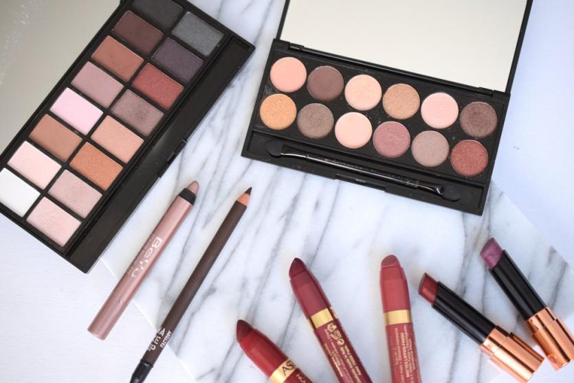 Die Farben für dein Herbst Makeup