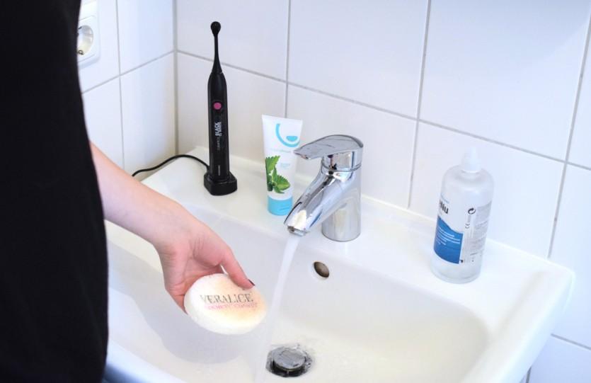 Meine Gesichtsreinigungsroutine Veralice Beautyblog München