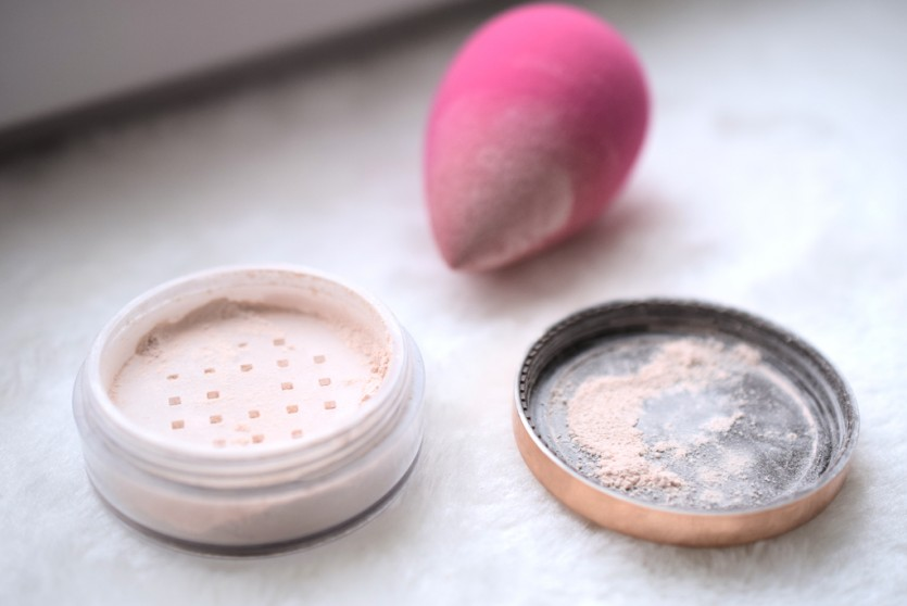 Translucent Loose Finishing Powder | Nude by Nature beautblogger München