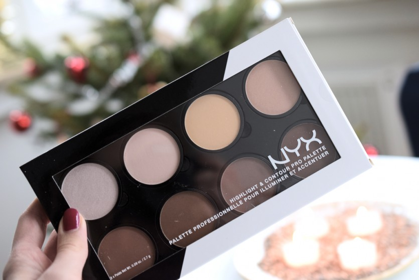 NYX Highlight und Contour Pro Palette Beautyblog München