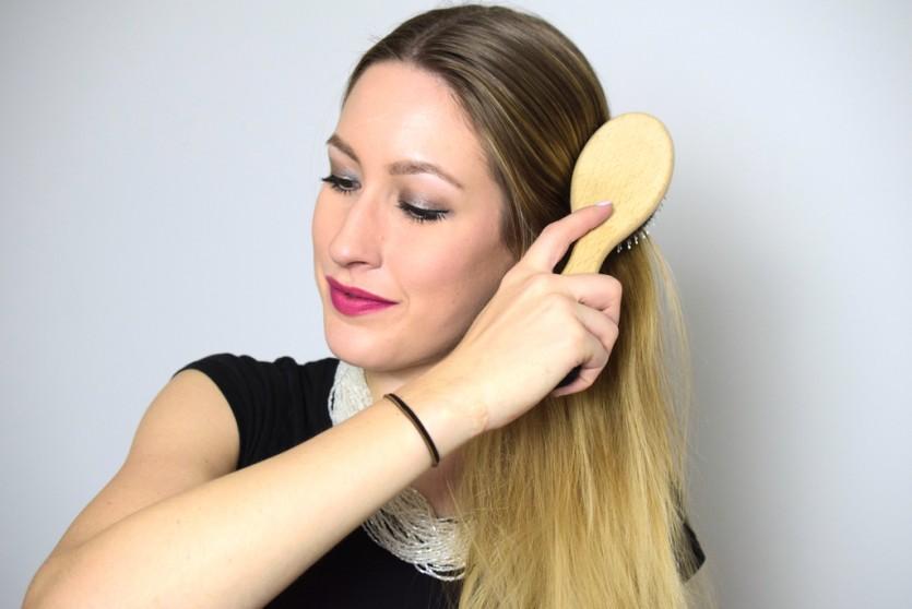 Haar-Schleife | Festliche Frisuren