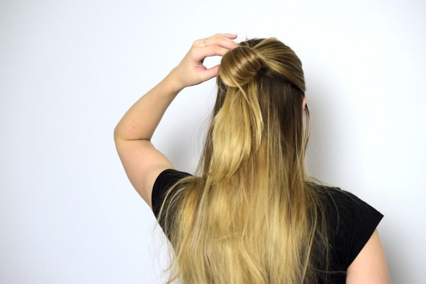 Haar Schleife Festliche Frisuren Just Make It Up By Julia