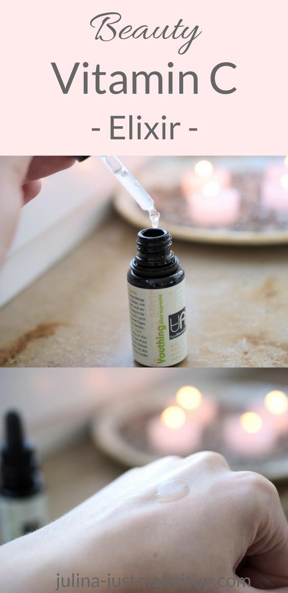 Vitamin C Elixir Review Beauty Produkte Test Hautpflege