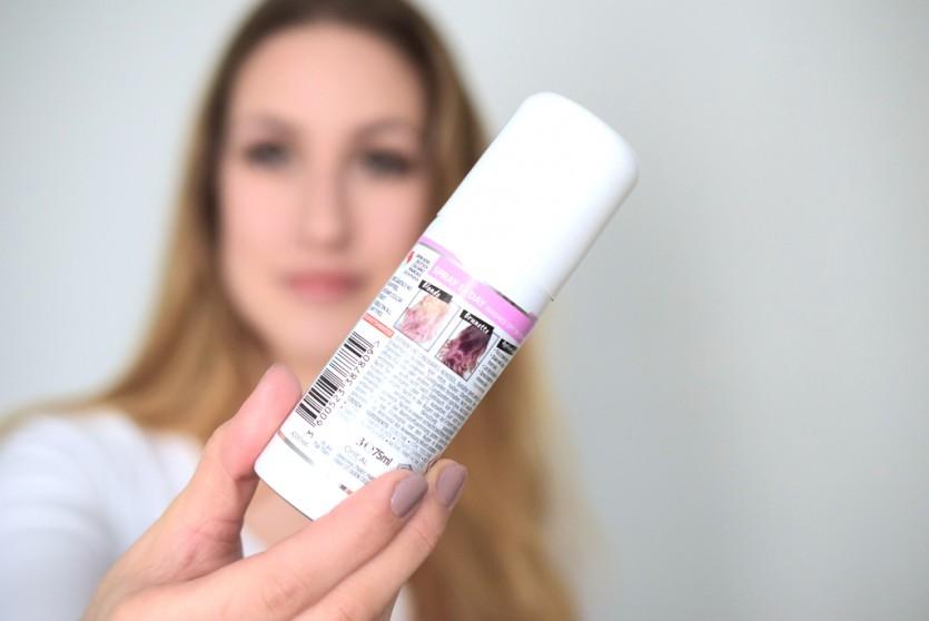 How To: Die ultimative Anleitung für das 1-Day Color Spray von L'Oréal Beautyblog Haare Färben Tutorial