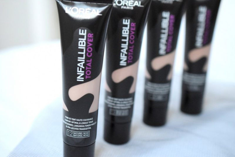 Welche Farbe passt zu mir? So wählst du die richtige Foundation Makeup Beautyblog Loreal indaillible total cover foundation