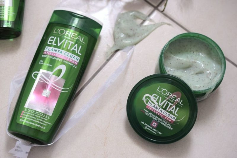 Das reinigende Peeling für deine Kopfhaut