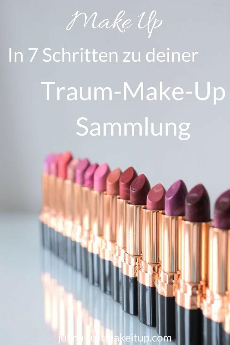 Frühjahrsputz: In 7 Schritten zu deiner Traum-Make-Up-Sammlung