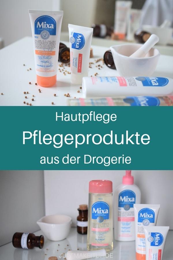 Anzeige | Hautberuhigende Produkte aus der Drogerie: Mixa (NEU)