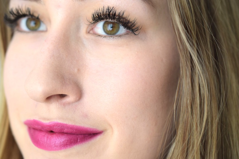 Meine Erfahrungen mit einer Wimpernverlängerung Beautyblog Wimpern Extensions
