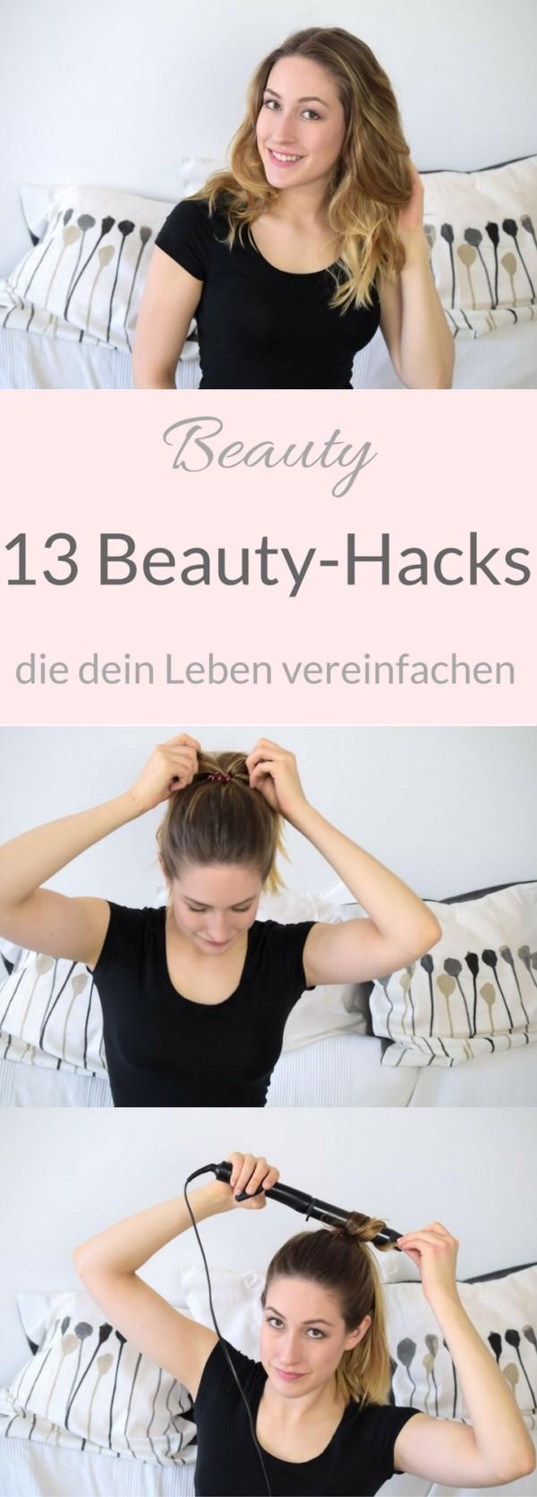 13 Beauty Hacks, die tatsächlich funktionieren