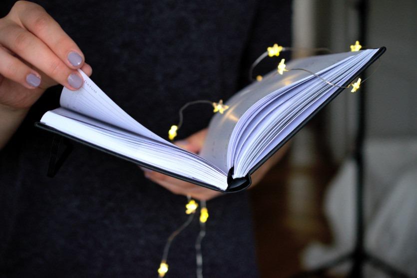 Glücklich und Zufrieden durch Journaling