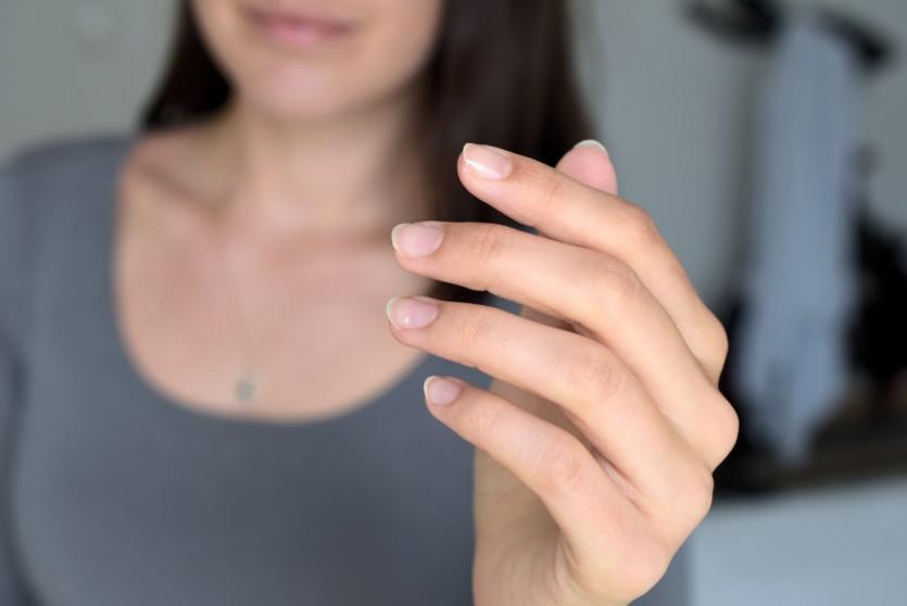 Fingernägel ordentlich feilen
