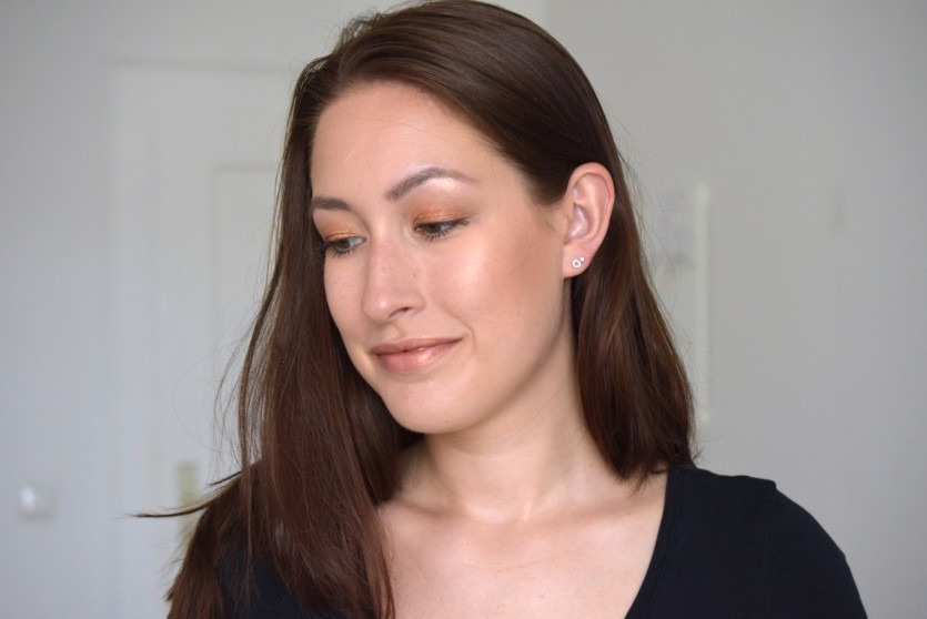 Glowy Sommer Make-up Look