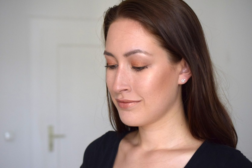 Glowy Summer Make-up Look Beautyblog