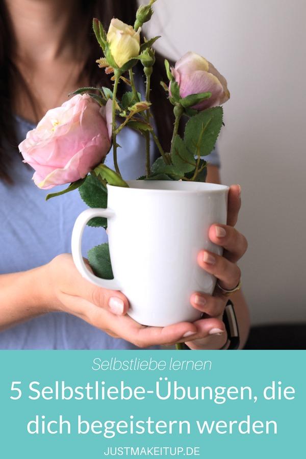 Selbstliebe übungen selbstbewusstsein stärken